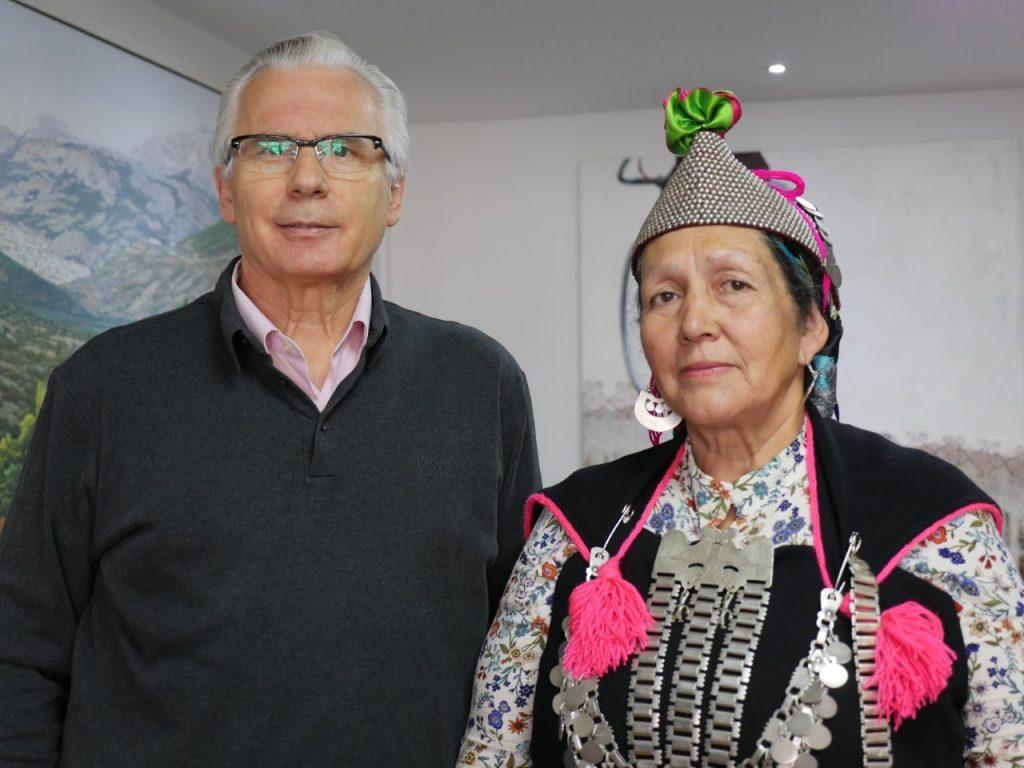 Baltasar Garzon Spanish Judge That Jailed Pinochet Offers Hope To Mapuche Mapuche International Link